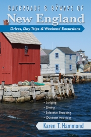 Backroads and Byways of New England by Maine writer Karen Hammond