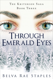 Through Emerald Eyes by Maine writer Belva Rae Staples