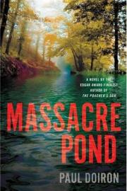 Massacre Pond by Maine author Paul Doiron