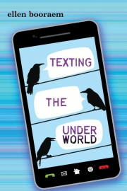 Texting the Underworld by Maine writer Ellen Booraem