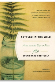 Settled in the Wild by Maine author Susan Hand Shetterly