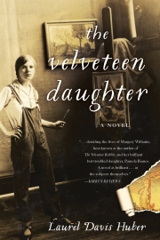 The Velveteen Daughter by Maine writer Laurel Davis Huber