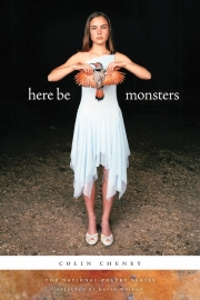 Here Be Monsters by Maine writer Colin Cheney
