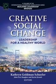 Creative Social Change by Maine writer John Eric Baugher