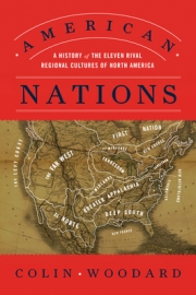 American Nations by Maine author and journalist Colin Woodard