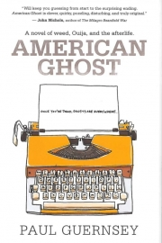 American Ghost by Maine writer paul Guernsey