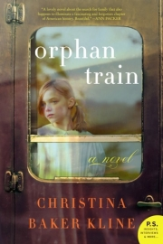 Orphan Train by Maine author Christina Baker Kline