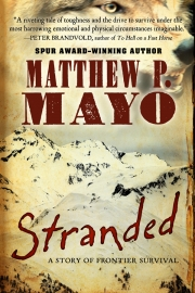 Stranded by Maine writer Matthew P. Mayo