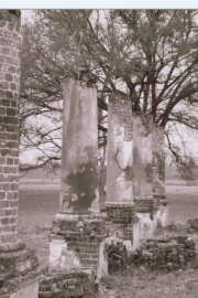 Ruins by Maine writer John Breerwood