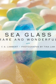 Sea Glass Rare and Wonderful by Maine writer C.S. Lambert