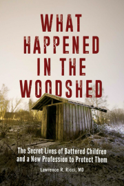 What Happened in the Woodshed by Maine writer Lawrence R. Ricci, MD