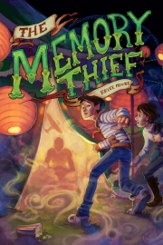 The Memory Thief by Maine writer Bryce Moore