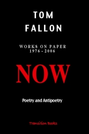 Now by Maine writer and poet Tom Fallon