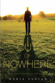 Out of Nowhere by Maine author Maria Padian